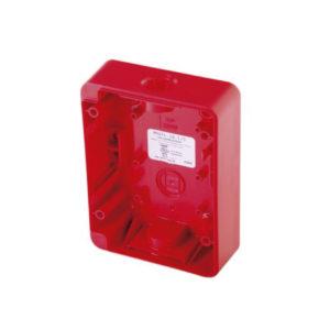 Caja de Montaje 2in x 4in Para Estación Manual de Jalón Silent Knight