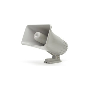 Sirena Cableada para Exterior 12 VCD 30W 2 tonos 120 dB