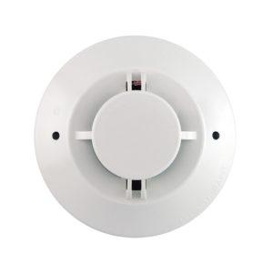 Detector Inalámbrico Dual Humo/Temperatura serie SWIFT.