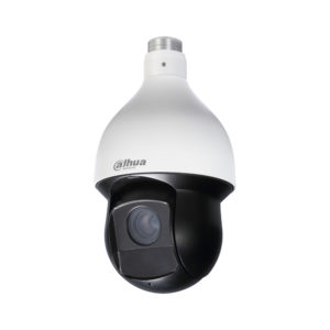 Cámara de red PTZ IR de 4 MP / Zoom óptico 30X / IVS / H.265 / IR 100m / IP66 / PoEplus