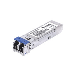 Mini GBIC Industrial Gigabit Multi Modo, 1312nm, 2 Km, Conector LC