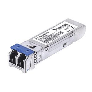 Módulo Mini Gigabit GBIC Multi Modo 1310 nm 2KM, Conector LC