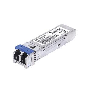 Módulo Mini GBIC Gigabit Mono Modo 1310nm 10KM, Conector LC