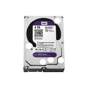 Disco duro western digital purple surveillance 4tb sata 3.5 WD40PURZ