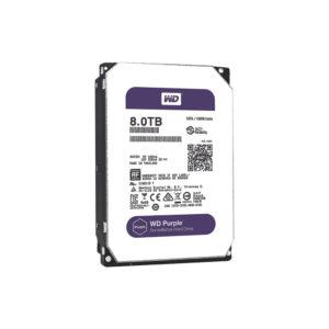 Disco duro WD de 8TB / 5400RPM / Optimizado para Videovigilancia