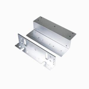 Soporte de electroiman para puerta con apertura interior / 500 kg / tipo z
